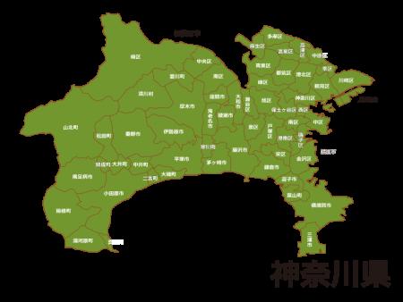 kanagawamap