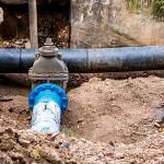 給水管を洗浄してクリーンな水を保とう
