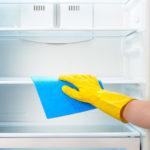 冷蔵庫の効果的な掃除方法とは?中も外もクリーンに!