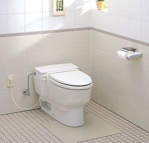 ワンピースタイプトイレ