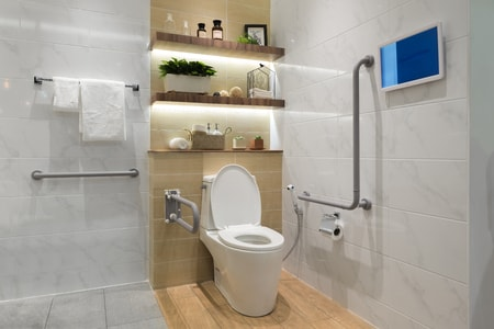 トイレ部屋