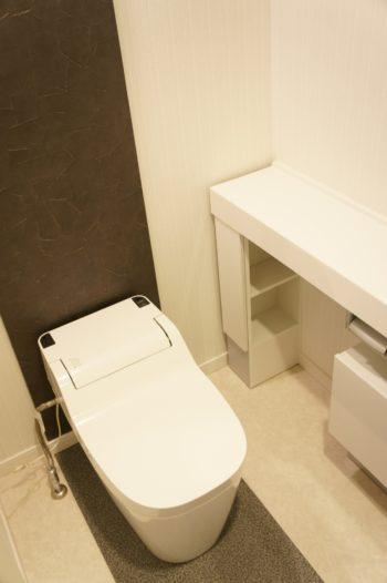貯水タンクなしトイレ