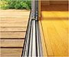 窓の建て付け調整・サッシ修理
