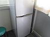 冷蔵庫周りの掃除(床、壁、本体外装)