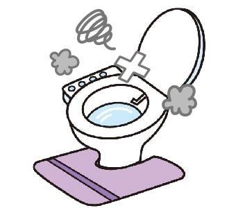 トイレ故障