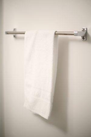 タオル掛け取り付け