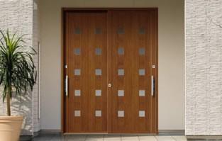 引き違いドア