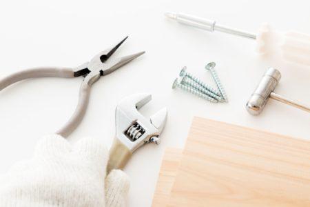 DIY道具たち