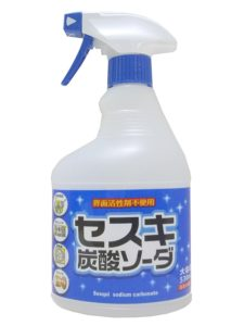セスキ炭酸ソーダスプレー