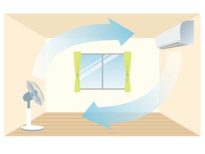 置き場 所 サーキュレーター サーキュレーターで暖房効果をアップ! ベストな置き場所は意外なあそこ!?:マピオンニュース