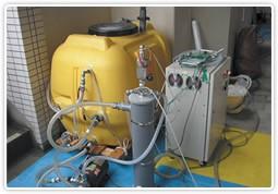 オゾン洗浄