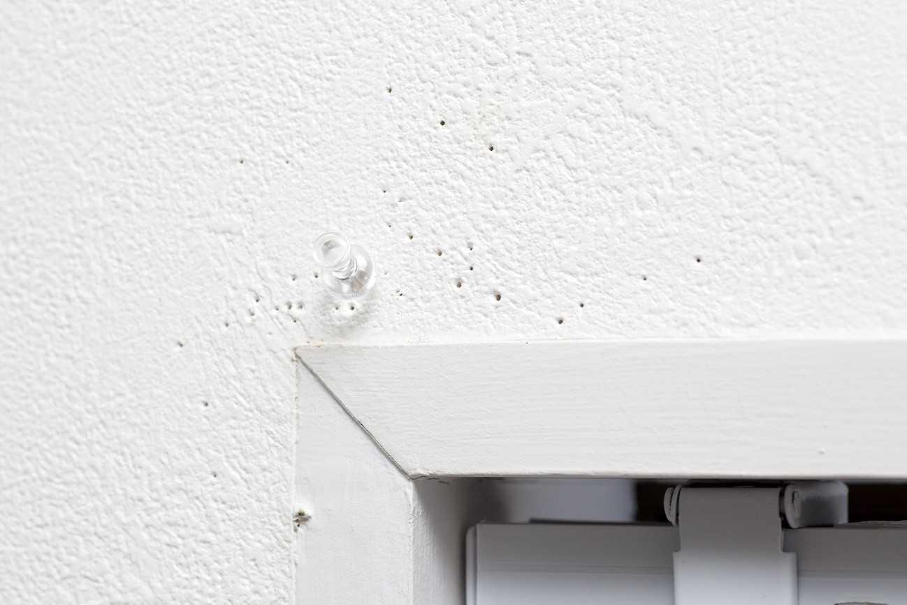 放置せずにふさごう 壁に開いた穴の修理方法 イエコマ