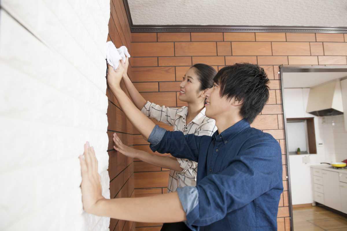 キッチンの壁紙クロス選びは機能性とデザイン性を意識しよう イエコマ