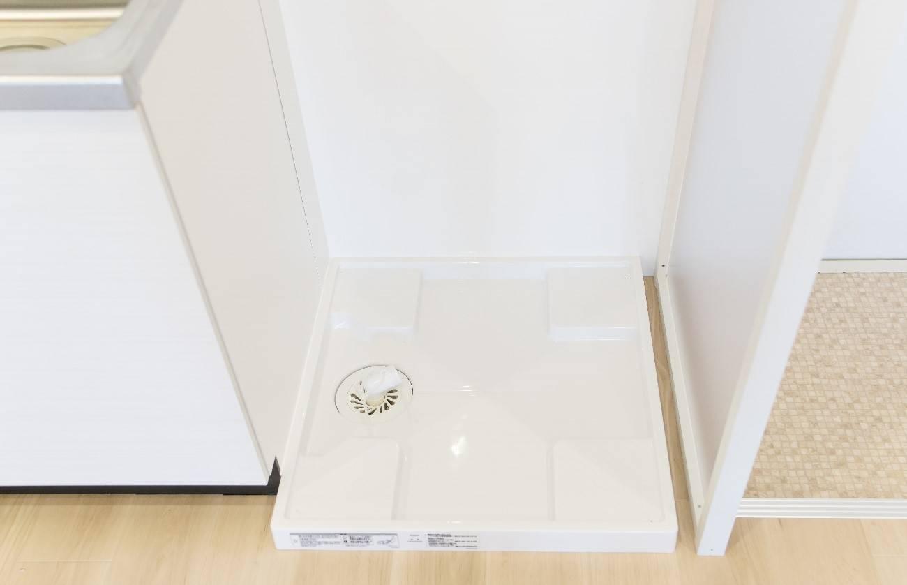 洗濯機の防水パンとは?サイズの測り方と掃除方法