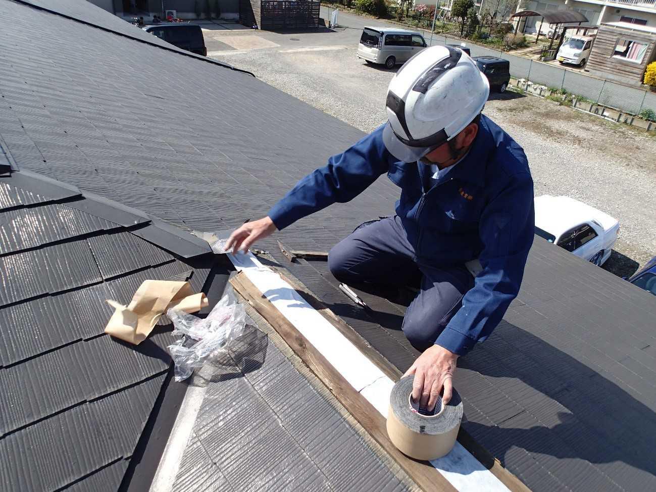 雨漏りの原因と対処法攻略|雨漏り修理は簡単でもなく実は危険作業!?