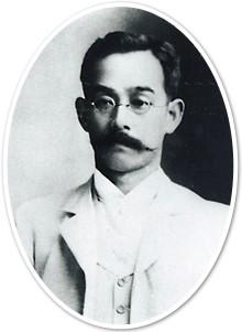 上田敏郎肖像