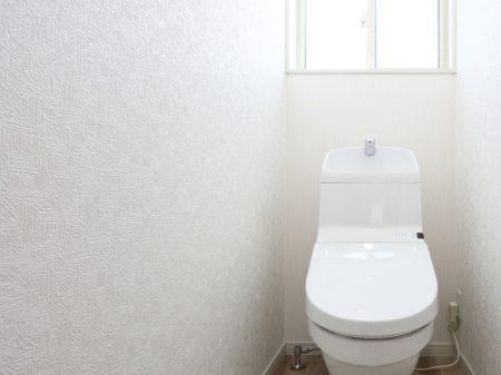 狭小トイレ