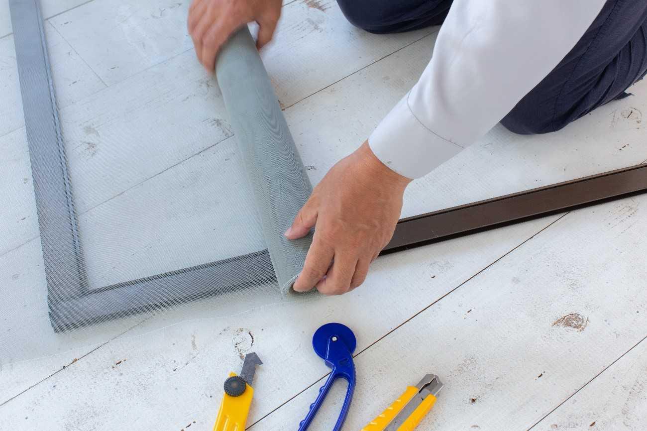 網戸の張り替えに必要な道具と正しい使い方まとめ|DIYするなら必読