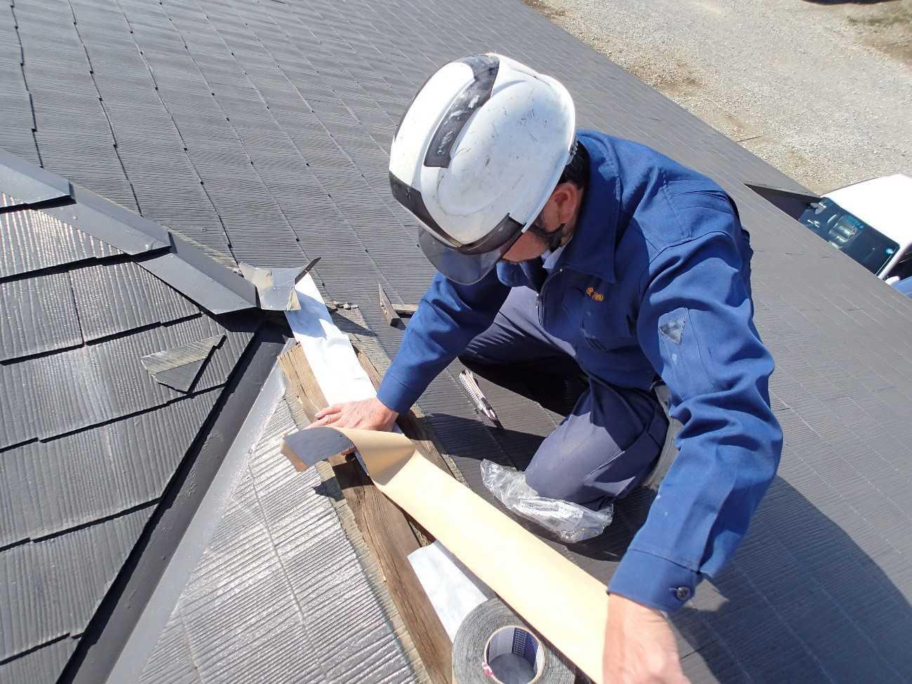 【雨漏り修理する人必読】修理前に行う調査方法や費用・修理方法など