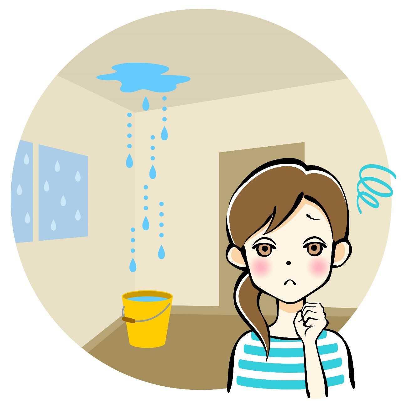 雨漏りの調査方法は5種類|方法ごとの特徴や相場を紹介!