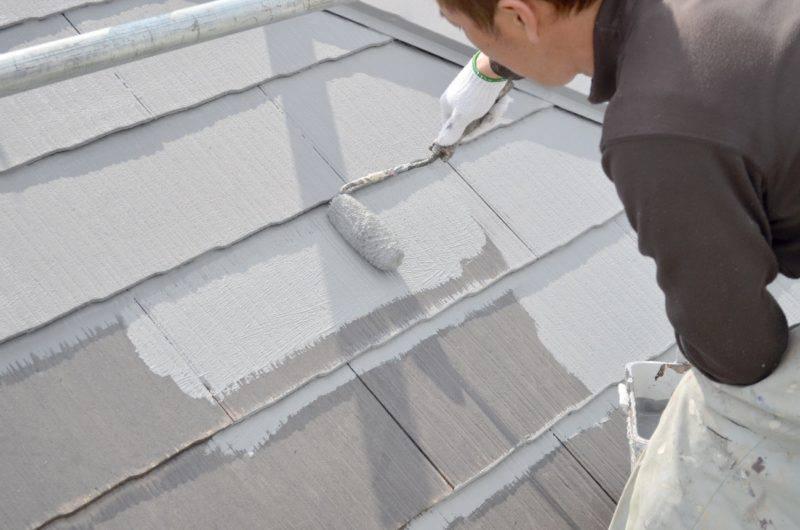 屋根塗装職人