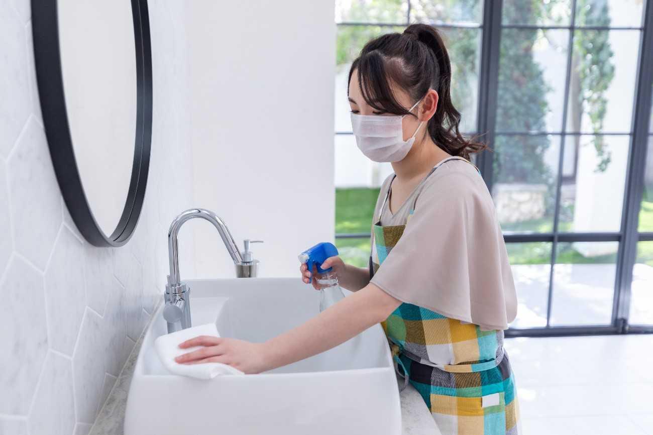 家を効果的に除菌する掃除方法|あなたの家は本当に清潔?