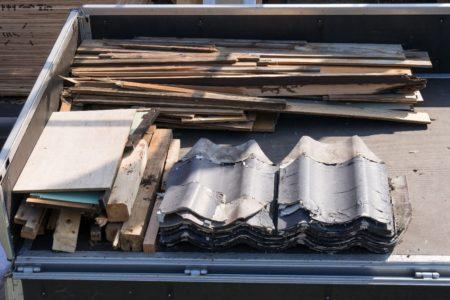 葺き替え廃棄物